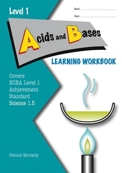 Lwb Level 1 Acids and Bases 1.5 Learning Workbook - pr_428512