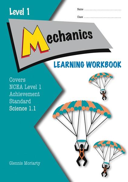 Lwb Level 1 Mechanics 1.1 Learning Workbook - pr_428487