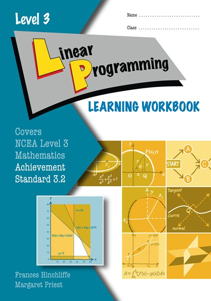 LWB Level 3 Linear Programming 3.2 Learning Workbook - pr_428502