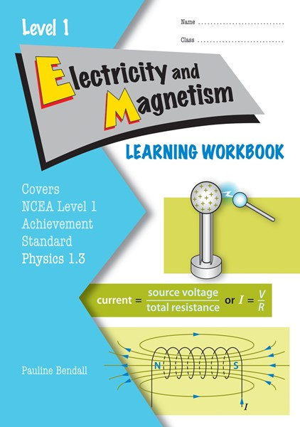 LWB Level 1 Electricity and Magnetism 1.3 Learning Workbook - pr_428518