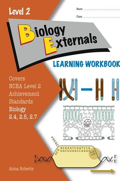 LWB Level 2 Biology Externals Learning Workbook - pr_428488