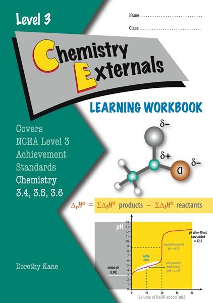 LWB Level 3 Chemistry Externals Learning Workbook - pr_428509