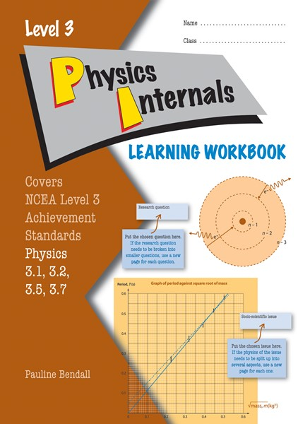 LWB Level 3 Physics Internals 3.1, 3.2, 3.5, 3.7 Learning Workbook - pr_428494