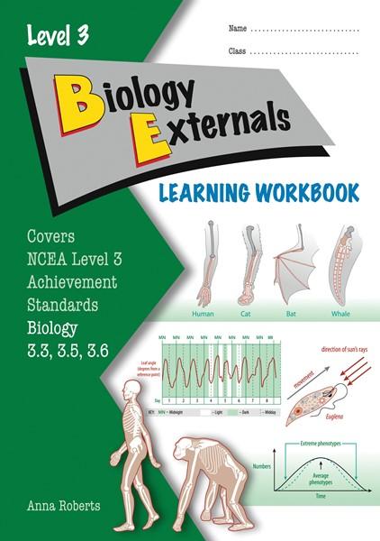 LWB Level 3 Biology Externals Learning Workbook - pr_428591