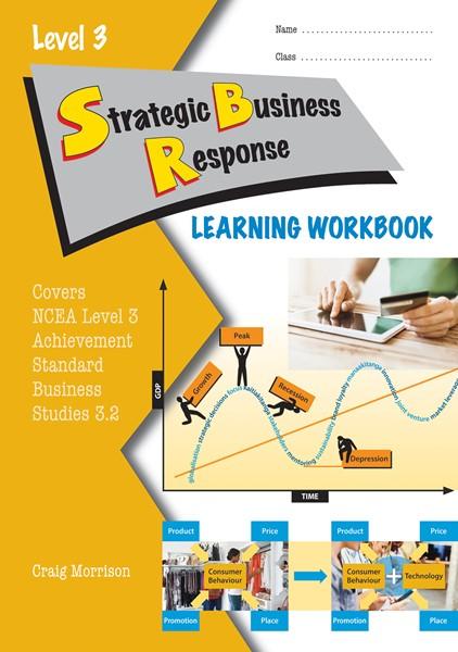 LWB Level 3 Strategic Business Response 3.2 Learning Workbook - pr_428585