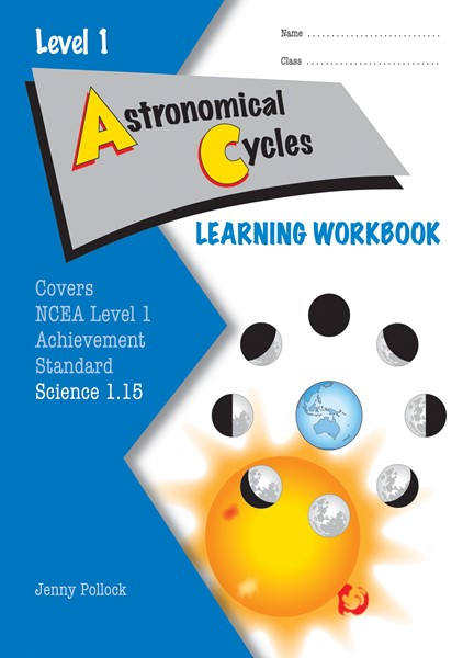 Lwb Level 1 Astronomical Cycles 1.15 Learning Workbook - pr_428601