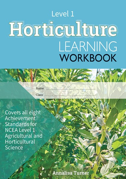 Level 1 Horticulture Learning Workbook - pr_428598