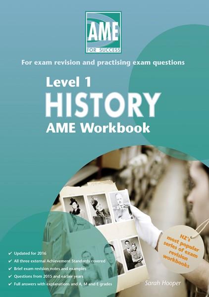 Ame Ncea Level 1 History Workbook 2016 - pr_428602