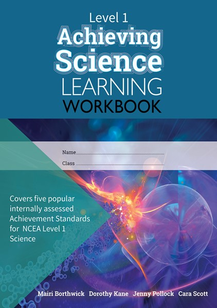 LWB NCEA Level 1 Achieving Science Learning Workbook - pr_428597