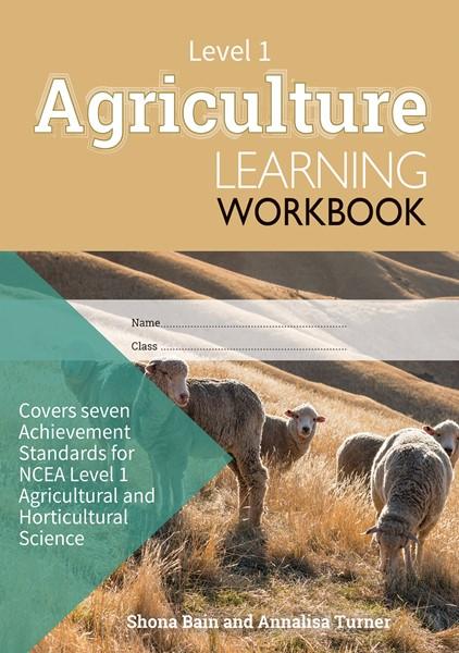 LWB NCEA Level 1 Agriculture Learning Workbook - pr_428593