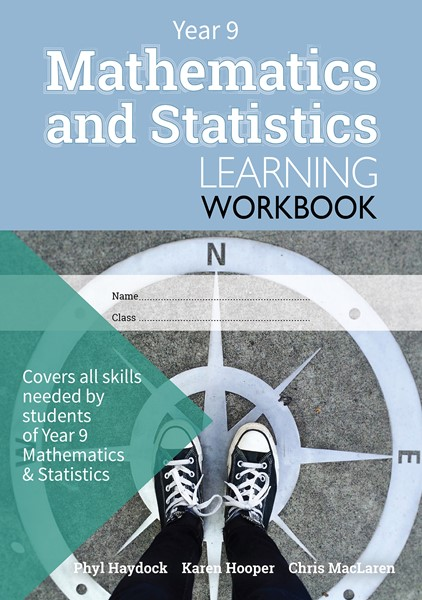 LWB Year 9 Mathematics and Statistics Learning Workbook - pr_428590
