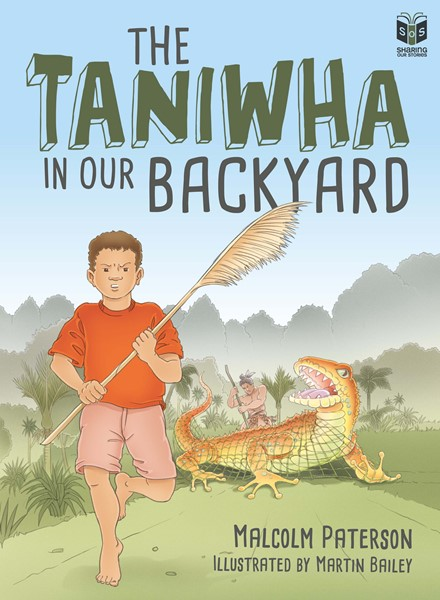 The Taniwha In Our Backyard -