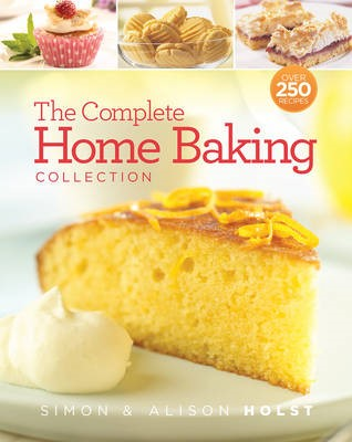 The Complete Home Baking Collection - pr_421828