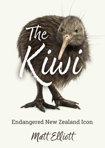 The Kiwi: Endangered New Zealand Icon -