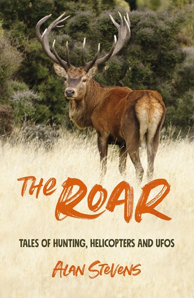 The Roar: Tales of Hunting, Helicopters & Ufos - pr_428562