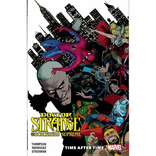 Doctor Strange And The Sorcerers Supreme Vol. 2: Time After Time -