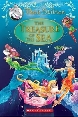 Thea Stilton Special Edition #5: Treasure of the Sea -