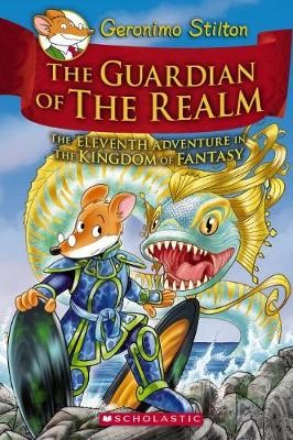 Geronimo Stilton and the Kingdom of Fantasy #11: The Guardian of the Realm - pr_112150