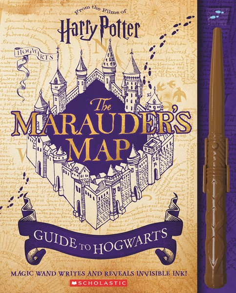 Harry Potter: The Marauder's Map Guide to Hogwarts - pr_1700161