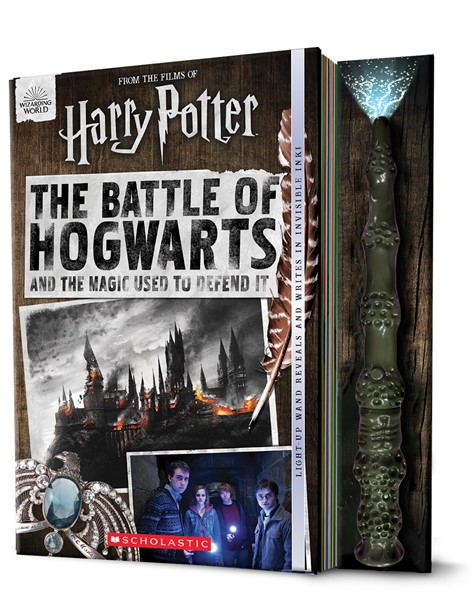 The Battle of Hogwarts and the Magic Used To Defend It (Harry Potter) -
