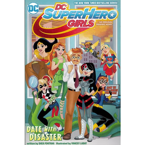 DC Super Hero Girls: Date with Disaster! - pr_1773387