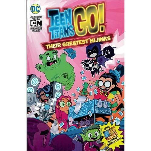 Teen Titans Go!: Their Greatest Hijinks - pr_1773343