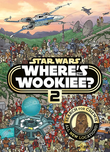 Star Wars Where's the Wookiee 2 Search and Find Activity Book - pr_1700149