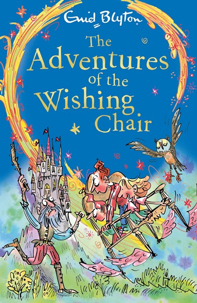 The Adventures of the Wishing-Chair - pr_1700011