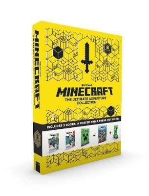 Minecraft: The Ultimate Adventure Collection - pr_279770