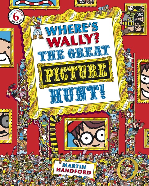 Where's Wally? The Great Picture Hunt -