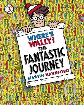 Where's Wally? The Fantastic Journey - pr_164232