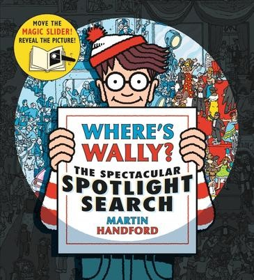 Where's Wally? The Spectacular Spotlight Search - pr_1700090