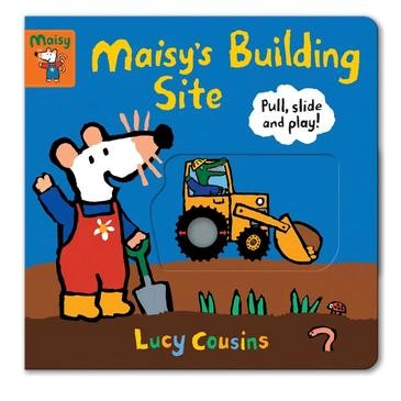 Maisy's Building Site: Pull, Slide and Play! - pr_1882611
