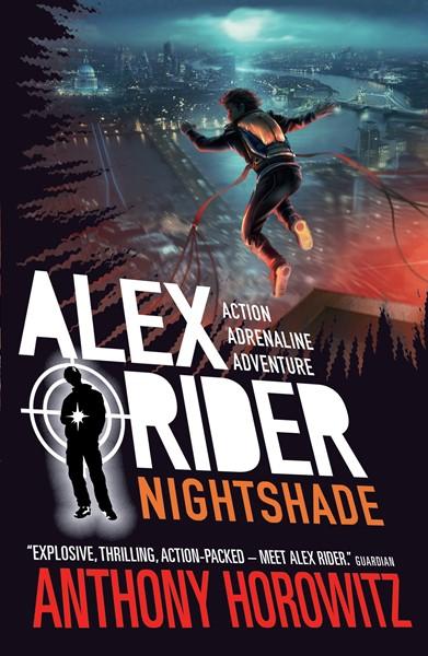 Alex Rider Book 13: Nightshade - pr_1747113