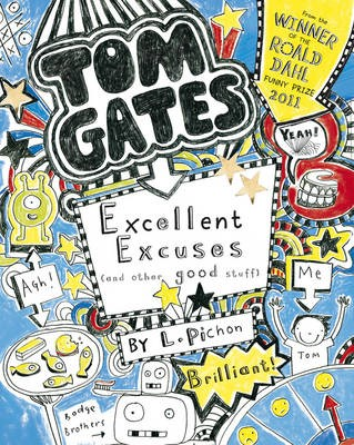 Excellent Excuses (And Other Good Stuff) - pr_421838
