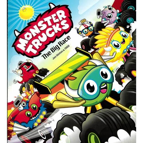 Monster Trucks: The Big Race - pr_1775275