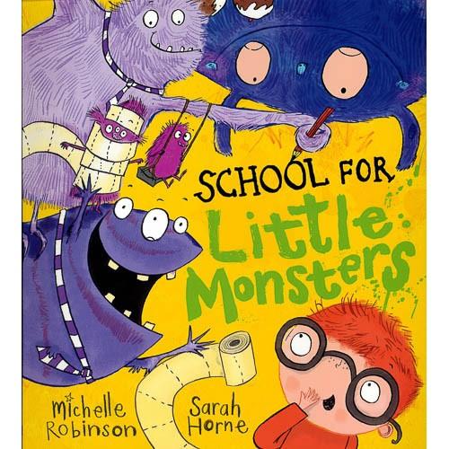 School for Little Monsters - pr_1773280