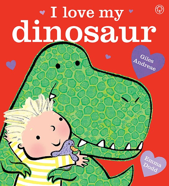 I Love My Dinosaur -