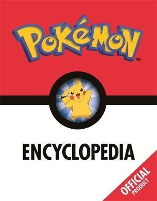 The Official Pokemon Encyclopedia - pr_333074