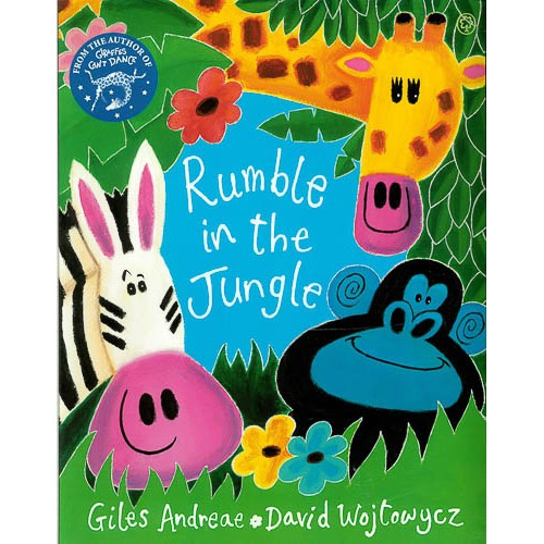 Rumble in the Jungle -