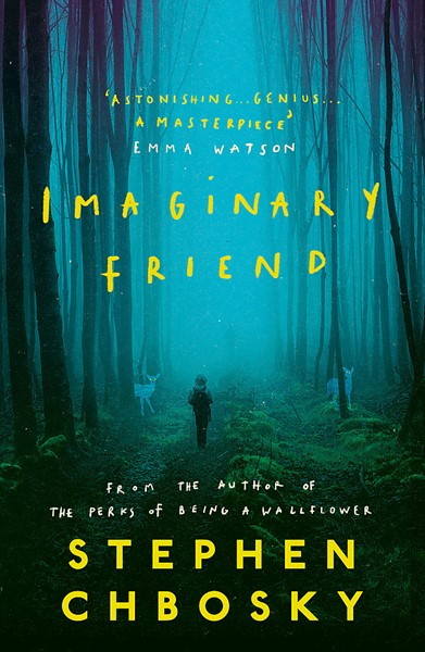 Imaginary Friend: The new novel from the author of The Perks Of Being a Wallflower -
