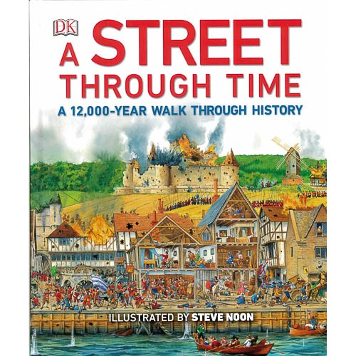 A Street Through Time: A 12,000-Year Walk Through History - pr_1773447