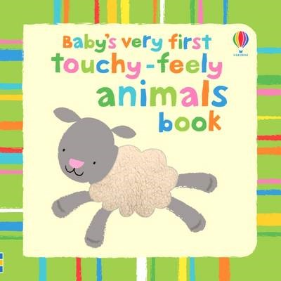 Baby's Very First Touchy-Feely Animals - pr_74930