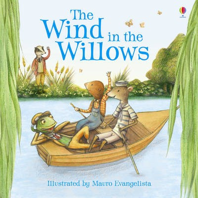 The Wind in the Willows picture book (new edition) -