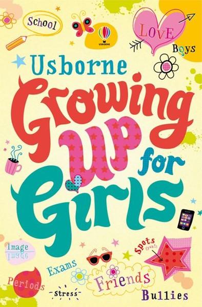 Girl's Growing up Book -