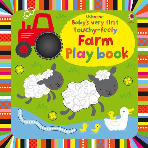 Baby's Very First Touchy-Feely Farm Playbook - pr_1773346