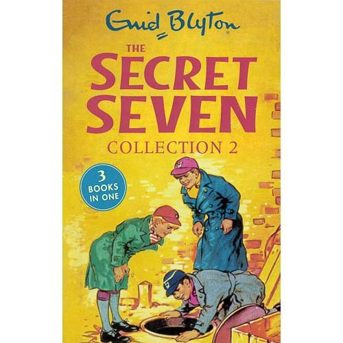 The Secret Seven Collection 2: Books 4-6 - pr_1773332