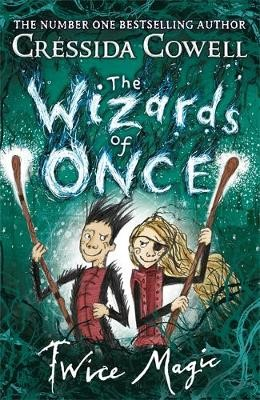 The Wizards of Once: Twice Magic - pr_135634
