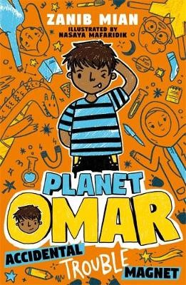 Planet Omar: Accidental Trouble Magnet - pr_333075