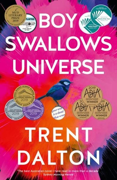 Boy Swallows Universe -